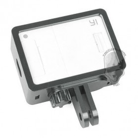 TMC Aluminium Side Frame for Xiaomi Yi Action Camera - HR285 - Silver - 2
