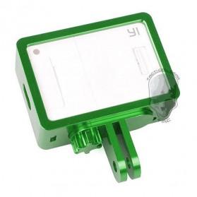 TMC Aluminium Side Frame for Xiaomi Yi Action Camera - HR285 - Green - 2