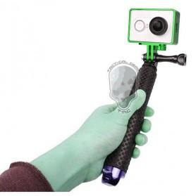 TMC Aluminium Side Frame for Xiaomi Yi Action Camera - HR285 - Green - 5