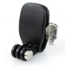 TMC Head Quickclip for GoPro & Xiaomi Yi - HR145 - Black