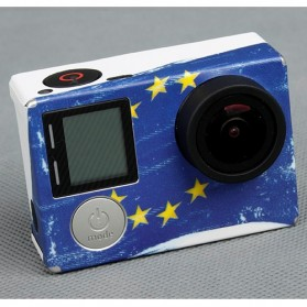 TMC PlanC Europe Flag Sticker for GoPro - HR291