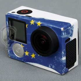 TMC PlanC Europe Flag Sticker for GoPro - HR291 - 2