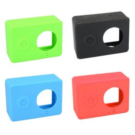 TMC Silicon Protective Case for Xiaomi Yi - HR317 - Red - 4
