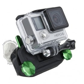 TMC Strap Mount Set GoPro & GoPro Session / Xiaomi Yi / Xiaomi Yi 2 4K - HR331 - Black - 2