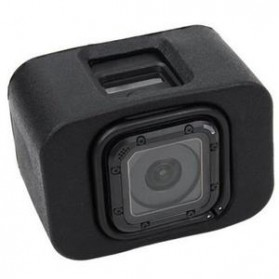 TMC Floating Waterproof Case for GoPro Hero 4 Session Camera - HR329 - Black
