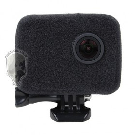 TMC Foam Windshield Set for GoPro Hero 3/3+/4 - HR323 - Black