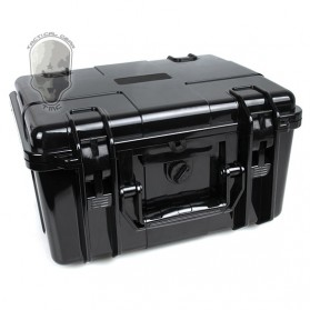 TMC PC Waterproof Underwater Double Admission POV Case for GoPro - HR333 - Black