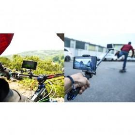 TMC Mobile Phone Retaining Clip Holder for Monopod - HR335 - Black - 5