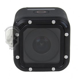 TMC Aluminium Frame for GoPro Hero 4 Session - HR361 - Black