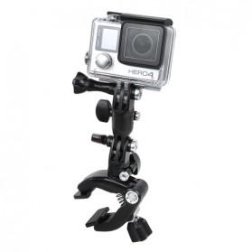 TMC GoPro Adjustable Music Mount Set for GoPro / Xiaomi Yi / Xiaomi Yi 2 4K - HR359 - Black - 2