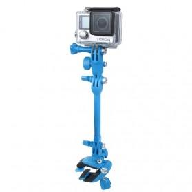 TMC GoPro Adjustable Music Mount Set for GoPro / Xiaomi Yi / Xiaomi Yi 2 4K - HR359 - Black - 6