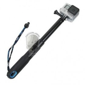 TMC Monopod Pole 12 Inch for Action Camera - HR377 - Blue
