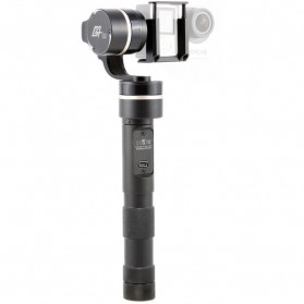 Feiyu Tech FY-G4 QD 3-Axis Handheld Steady Gimbal with Quick Dismantling for GoPro and Xiaomi - Black - 3