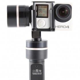 Feiyu Tech FY-G4 QD 3-Axis Handheld Steady Gimbal with Quick Dismantling for GoPro and Xiaomi - Black - 4