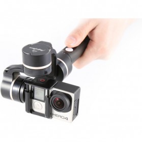 Feiyu Tech FY-G4 QD 3-Axis Handheld Steady Gimbal with Quick Dismantling for GoPro and Xiaomi - Black - 5