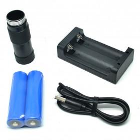Feiyu Tech G4 Battery Extender with 2 PCS 18650 Battery for G3/G4 Gimbal - Black - 2