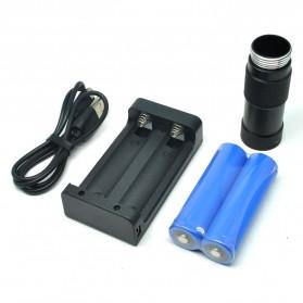 Feiyu Tech G4 Battery Extender with 2 PCS 18650 Battery for G3/G4 Gimbal - Black - 3