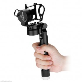 Feiyu Tech FY-G3 2-Axis Handheld Gimbal for GoPro 3/3+/4 - Black