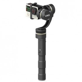 Feiyu Tech FY-G4S 3-Axis Handheld Steady Gimbal for GoPro - Black