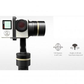 Feiyu Tech FY-G4S 3-Axis Handheld Steady Gimbal for GoPro - Black - 2