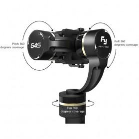Feiyu Tech FY-G4S 3-Axis Handheld Steady Gimbal for GoPro - Black - 3
