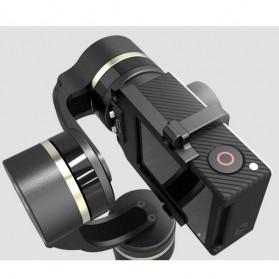 Feiyu Tech FY-G4S 3-Axis Handheld Steady Gimbal for GoPro - Black - 4