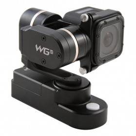 Feiyu Tech WGS 3-Axis Wearable Gimbal for GoPro Hero Session & Hero 5 Session - Black