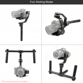 Feiyu Tech FY-MG V2 3-Axis Gimbal for Mirrorless Camera - Black
