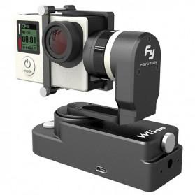 Feiyu Tech WG Mini 2-Axis Wearable Gimbal for GoPro 3/3+/4 - Black - 2