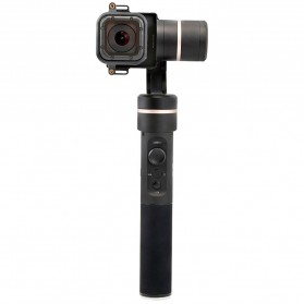 Feiyu Tech G5 3-Axis Handheld Gimbal Waterproof for GoPro Hero 6/5/4 - Black