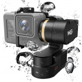 FeiyuTech WG2 Waterproof Gimbal for GoPro Hero 4/5 - Black