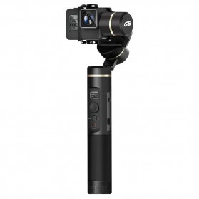 Feiyu Tech G6 3-Axis Handheld Gimbal Splashproof for GoPro Hero 7/6/5/4 - Black