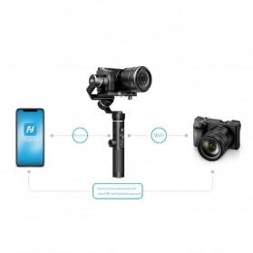 Feiyu Tech G6 Plus 3-Axis Handheld Gimbal Splashproof for Mirrorless Camera - Black - 3