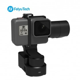 Feiyu Tech Wearable Gimbal for Action Camera - WG2X - Black - 3