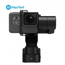 Feiyu Tech Wearable Gimbal for Action Camera - WG2X - Black - 4
