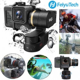 Feiyu Tech Wearable Gimbal for Action Camera - WG2X - Black - 7
