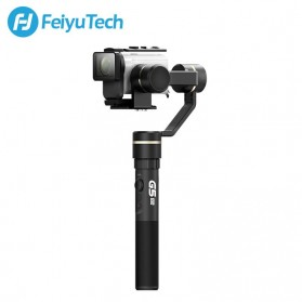 Feiyu Tech G5GS 3-Axis Handheld Gimbal Waterproof for Sony AS50 / FDR-X3000 - Black
