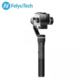 Feiyu Tech G5GS 3-Axis Handheld Gimbal Waterproof for Sony AS50 / FDR-X3000 - Black - 3