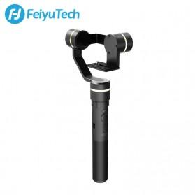 Feiyu Tech G5GS 3-Axis Handheld Gimbal Waterproof for Sony AS50 / FDR-X3000 - Black - 4