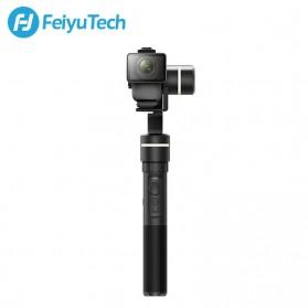 Feiyu Tech G5GS 3-Axis Handheld Gimbal Waterproof for Sony AS50 / FDR-X3000 - Black - 5