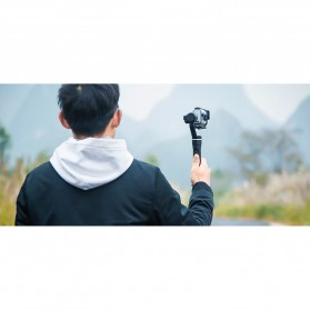 Feiyu Tech G5GS 3-Axis Handheld Gimbal Waterproof for Sony AS50 / FDR-X3000 - Black - 6