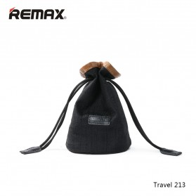 Remax Travel Camera Pouch Bag - 213 - Black