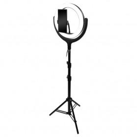 Remax Life Fill Ring Light Photo Studio Vlogging with Tripod - RL-LT17 - White - 3