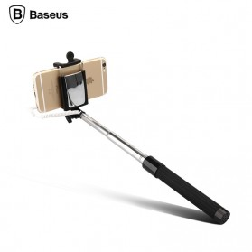 Baseus Pro Selfie Series Monopod with Wired Shutter for Android / iOS - Black - 2