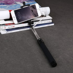 Baseus Pro Selfie Series Monopod with Wired Shutter for Android / iOS - Black - 7