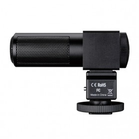 Takstar Condenser Shotgun DV Video Camcorder Microphone - SGC-698 - Black - 2