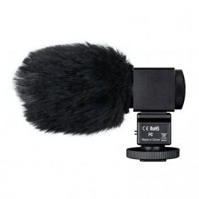 Takstar Condenser Shotgun DV Video Camcorder Microphone - SGC-698 - Black - 3