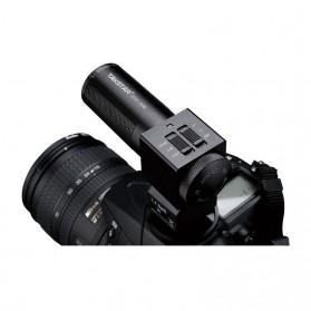 Takstar Condenser Shotgun DV Video Camcorder Microphone - SGC-698 - Black - 5