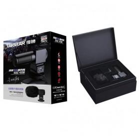 Takstar Condenser Shotgun DV Video Camcorder Microphone - SGC-698 - Black - 7