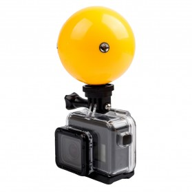 Telesin Floating Ball Bobber 1 Ball for GoPro Xiaomi Yi - Yellow